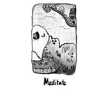 Meditate by fluffymafi