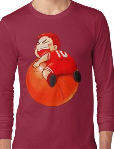 Slam Dunk Baby Long Sleeve T-Shirt