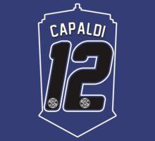 Gallifrey United #12 Capaldi by zerobriant