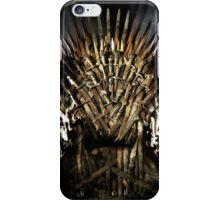 Game of Thrones IRON THRONE case iPhone Case/Skin
