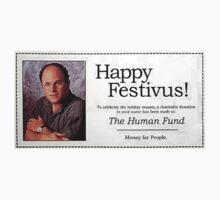 George Costanza - Happy Festivus by jasonarnold88