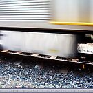 The Unforgivable Bake Me Train Ride - 10 05 13 by Robert Phillips
