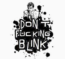 peter capaldi don't blink Unisex T-Shirt