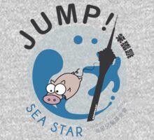 Sea Star Children's Foundation - JUMP Challenge  Baby Tee