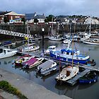 Watchet Harbour #1 by Antony R James