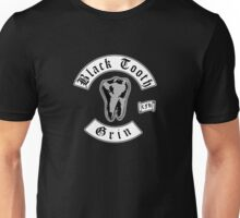 Black Tooth Grin Unisex T-Shirt