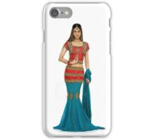 INDIAN LADY iPhone Case/Skin
