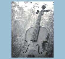 Violin Nature Kids Clothes