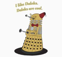 Daleks are cool by Maria Ilieva