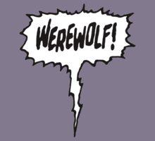Werewolf! Kids Tee