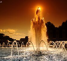 Fire & Water by Bernai Velarde
