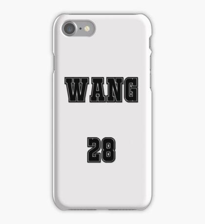 Jackson Wang 28 iPhone Case/Skin