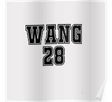 Jackson Wang 28 Poster