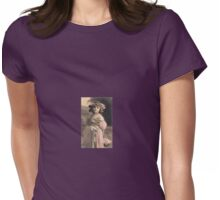 Edwardian Constantine aged 7 Womens Fitted T-Shirt