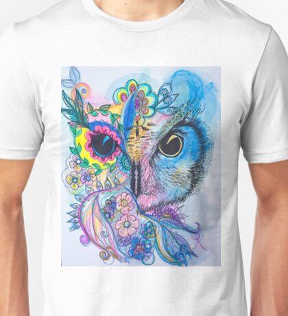 Magestic owl  Unisex T-Shirt