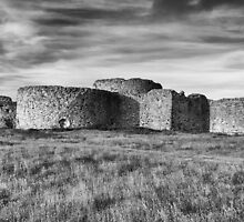 Camber Castle by Matthew Wall