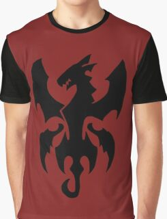 Fire Dragon King Power - Fairy Tail Graphic T-Shirt