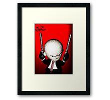 Agent 47 - Hitman Framed Print