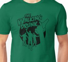 The walking drunk Unisex T-Shirt