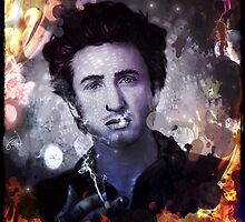 Sean Penn  by themighty