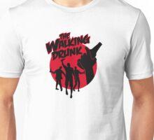 The walking drunk Unisex T-Shirt