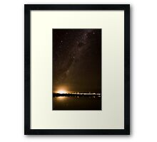 Emu in the Sky Framed Print