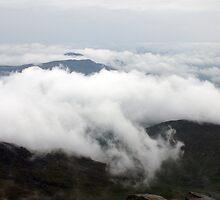 Snowdon Views 3 by Paul  Green