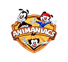 animaniacs logo by claritykiller