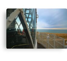 What Do Lighthouse Keepers Read Canvas Print