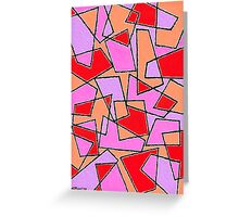 PLAYFUL SURFACES Greeting Card