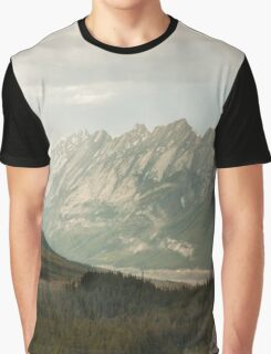 Rocky Mountain Valley  Graphic T-Shirt