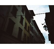Fly Florence Fly Photographic Print