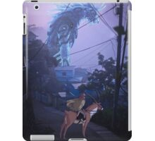 the journey to the west  iPad Case/Skin