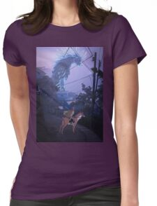 the journey to the west  Womens Fitted T-Shirt