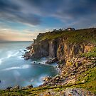 Landsend's Golden Hour by Angie Latham