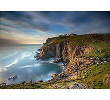 Landsend's Golden Hour Photographic Print