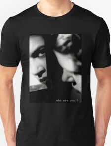 who are you ? T-Shirt