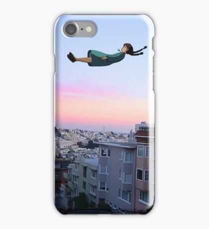 Sheeta fallin in Tokyo iPhone Case/Skin