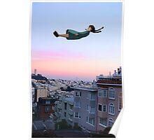 Sheeta fallin in Tokyo Poster
