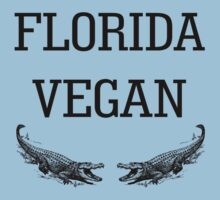Florida Vegan One Piece - Short Sleeve
