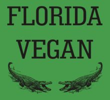 Florida Vegan by veganese