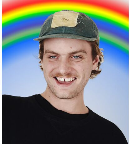 Rainbow Mac Demarco Sticker