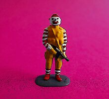 McMafia Clown! by TimConstable