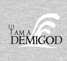 I Am A Demigod Kids Tee
