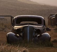 Bodie's 1937 Chevrolet in the Rain by jeffsullivan