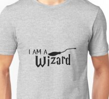 I Am A Wizard Unisex T-Shirt