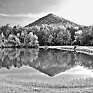 Mountain Reflection by Lisa G. Putman