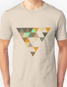 Geometry Triangles T-Shirt