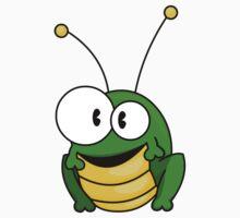 Cartoon grasshopper Kids Tee