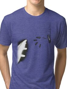 hand From Heaven Tri-blend T-Shirt